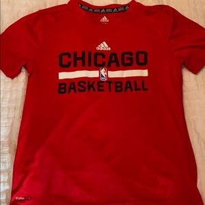 Youth Adidas Chicago Bulls T Shirt